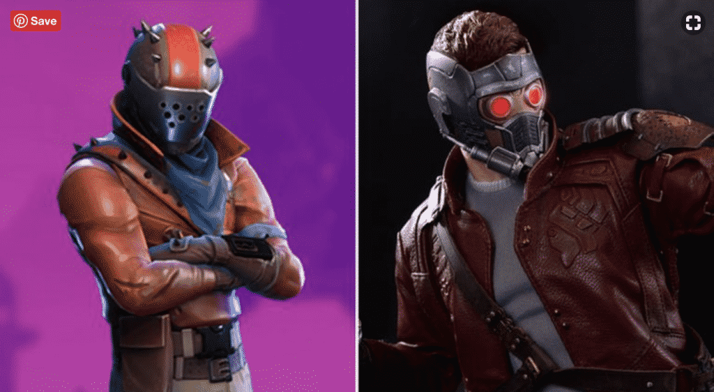Rust Lord (or is it Star Lord from Guardians Of The Galaxy?)