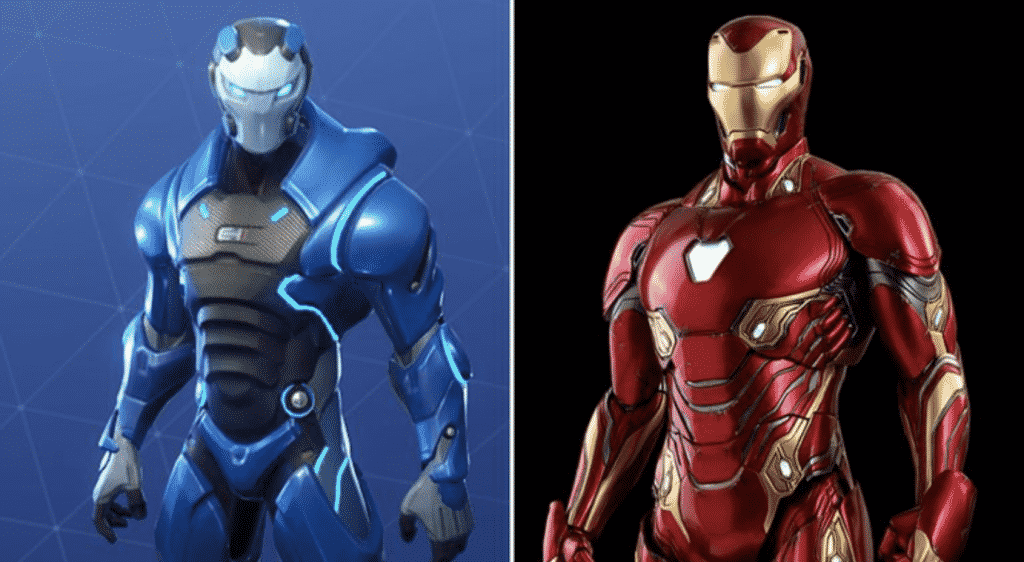 Carbide (or is it Iron Man?)