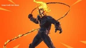 פורטנייט החליטה להתגרות בנו עם סקין חדש של Ghost Rider
